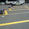 菅の台 しらび平 駐車場整備