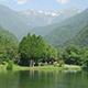 夏の中央アルプス/駒ケ岳ロープウェイ しらび平駅へ。